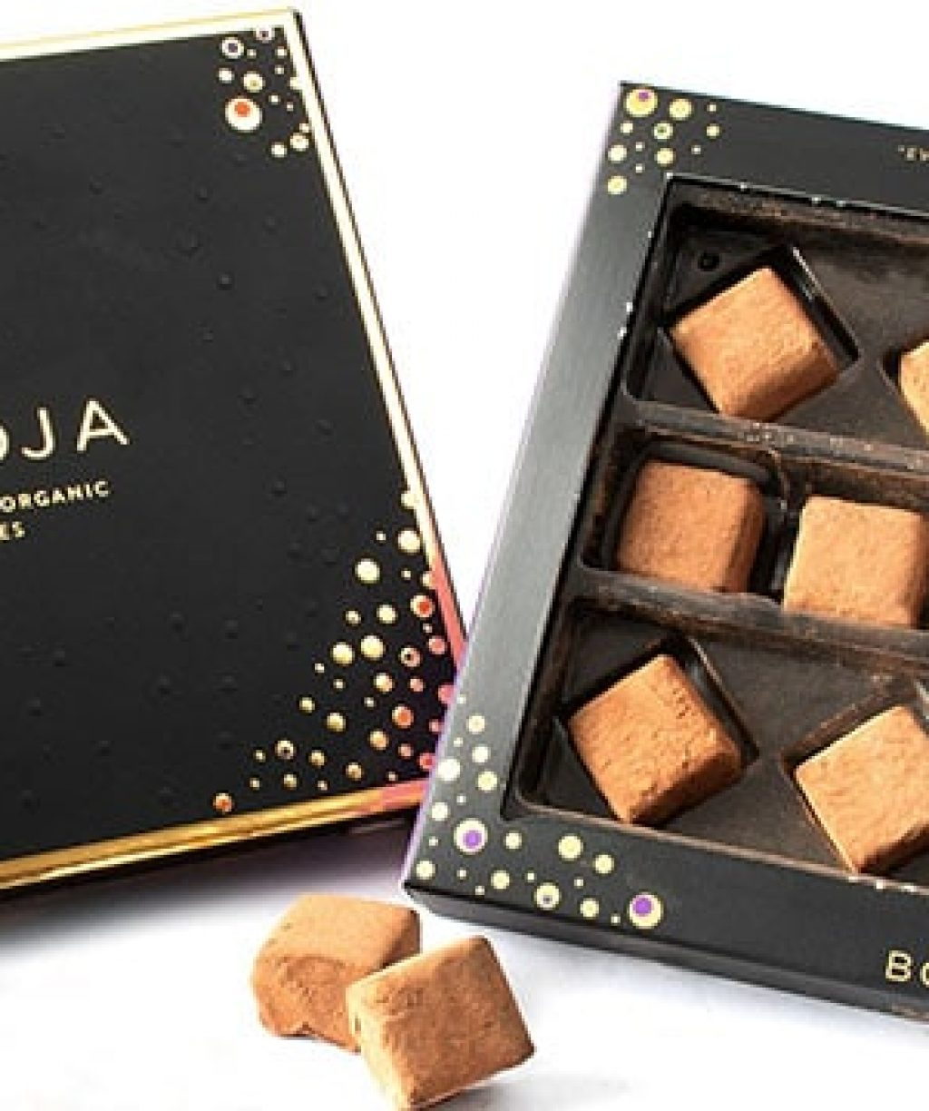 booja booja truffle selection