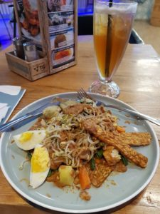 Gado Gado food dish